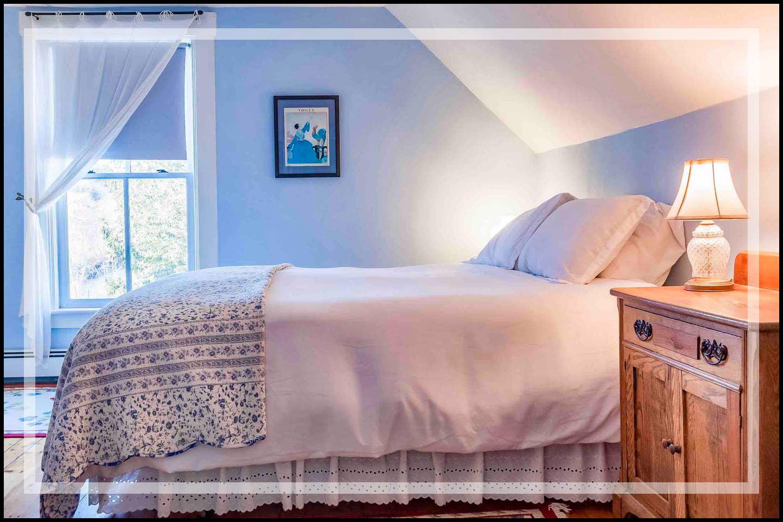 river view bedroom woodbridge inn bed and breakfast woodstock vt b n b