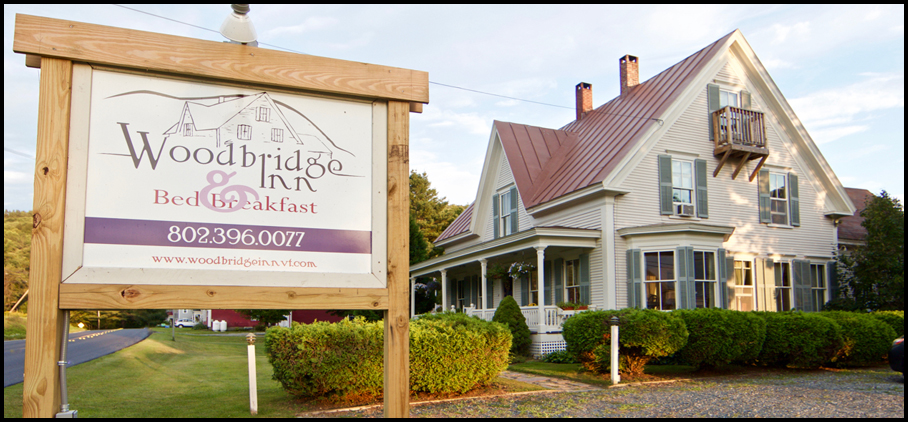 woodbridge inn vermont bed and breakfast in vt